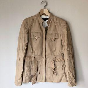 Anne Klein Khaki Jacket